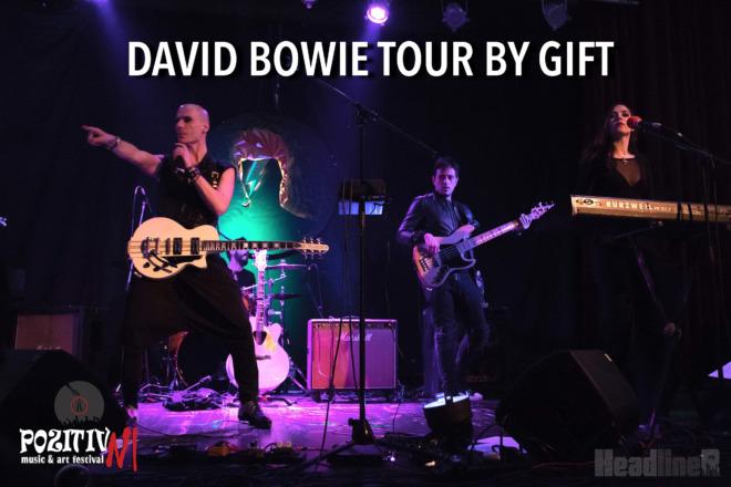 David Bowie tribute u Dušanovoj 2. juna na festivalu PozitivNI