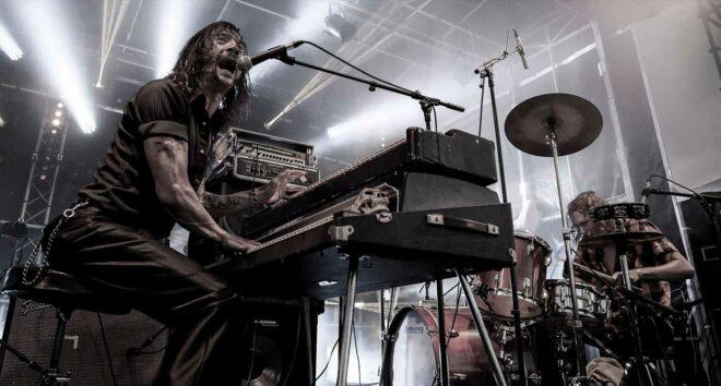 James Leg na turneji po Srbiji krajem januara