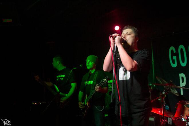 25. godina benda GOSPODIN PINOKIO 18.aprila u klubu Feedback