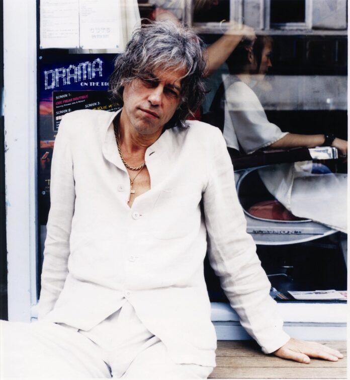 Irski muzičar ser Bob Geldof na Nišvilu