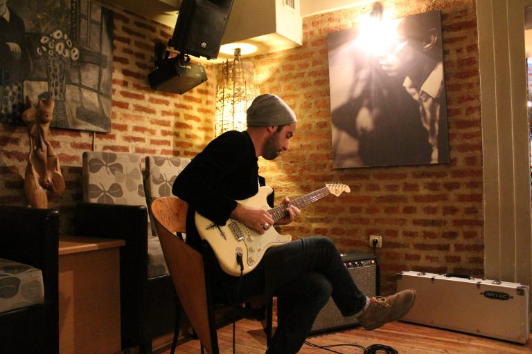 Radionica za bluz gitaru sa Darkom Ignjatovićem (2014)