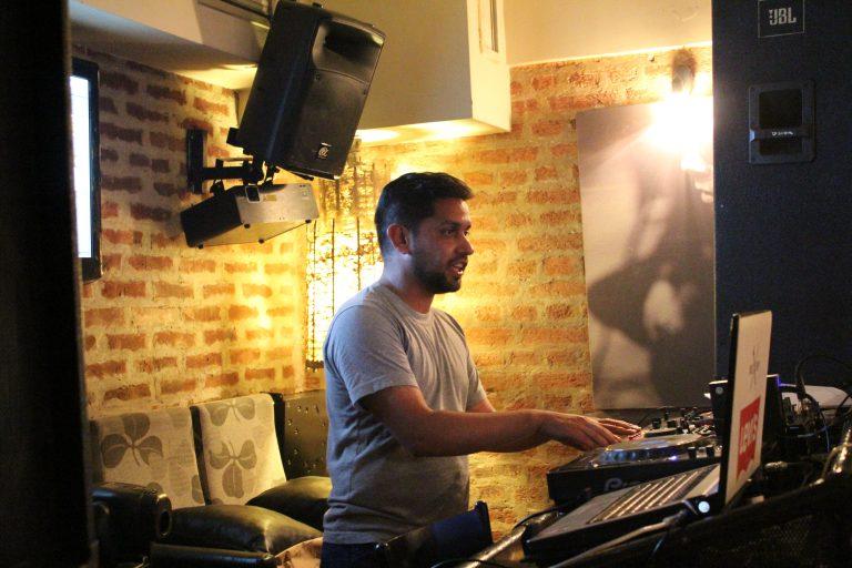 Radionica za dizajn zvuka i produkciju elektronske muzike sa Master Flowom i Davidom Ereshom (2014)