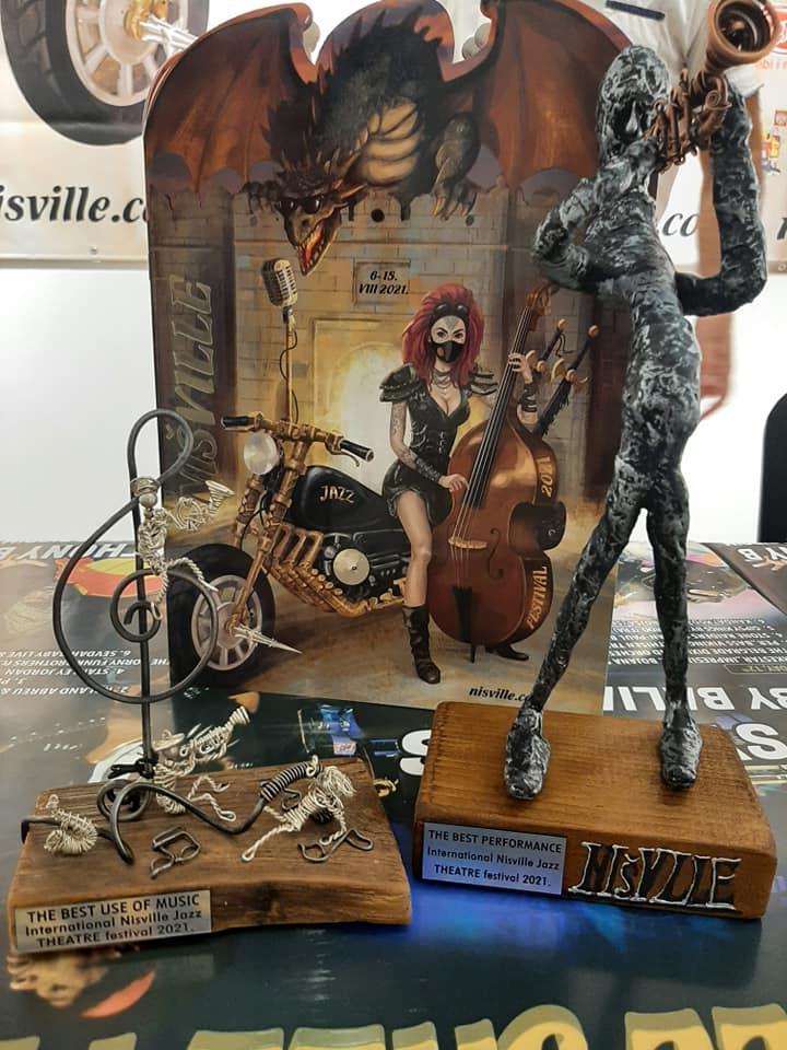 """Bread dolls"" proglašena za najbolju predstavu na Nišville jazz festivalu"