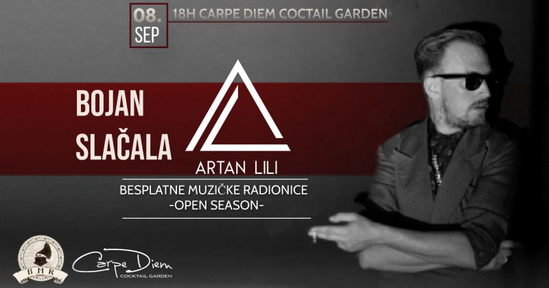 BMR Open Season – gost Bojan Slačala